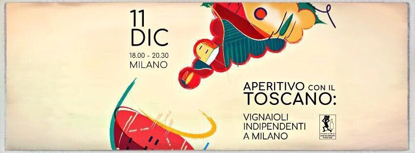 Un lunedì a Milano, con l'AperiToscano