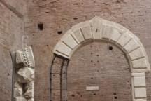 Portale della Certosa, Terme di Diocleziano