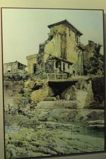 Tomba dei Platorini, fotografia storica