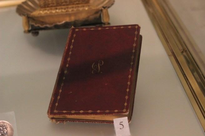 taccuino paolina museo napoleonico