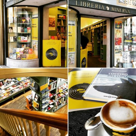 #PordenoneLegge, libreria Minerva