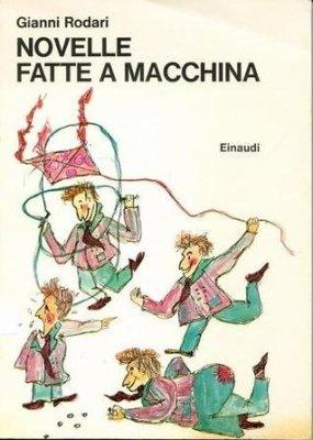 Il #CurriculumDelLettore di Marina Innorta e Le novelle fatte a macchina di Gianni Rodari