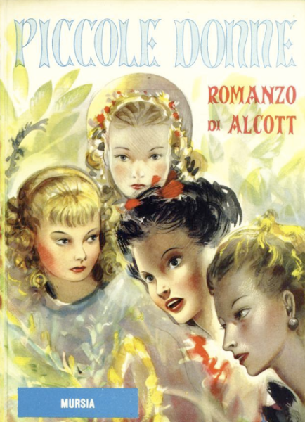 #CurriculumDelLibro, Piccole Donne