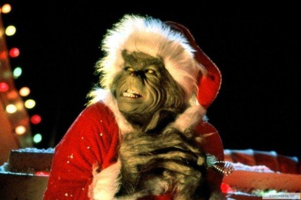 Buon Natale con Il Grinch