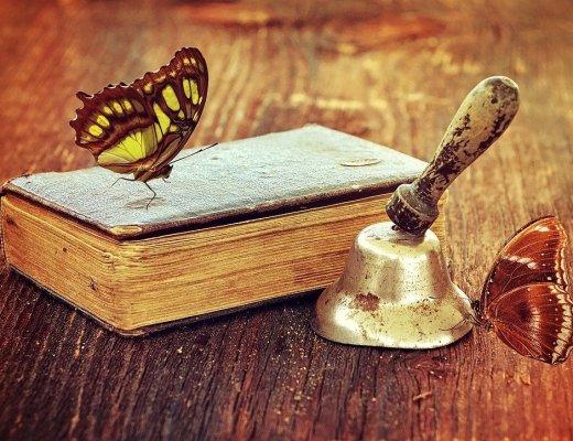 Libri per l'anima e il cuore: primo, secondo e dessert