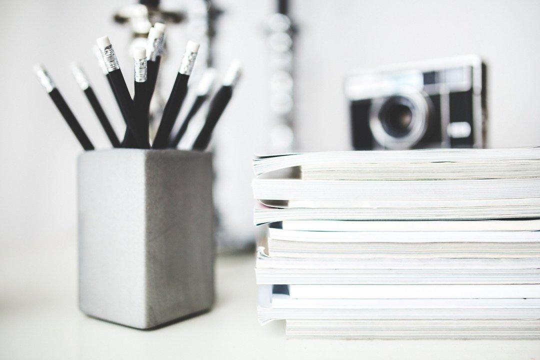 Buoni propositi di un blog: cinque punti o linee guida per il 2016