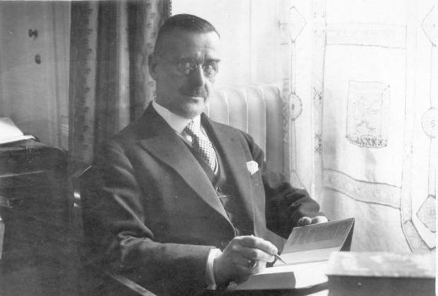 #LetteraAlloSCrittore: Bruna Athena scrive a Thomas Mann