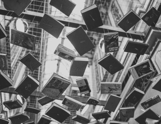 com'è che scegli i libri? A caso (più o meno)