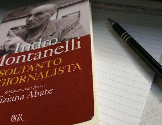 Leggere Soltanto un giornalista di Indro Montanelli