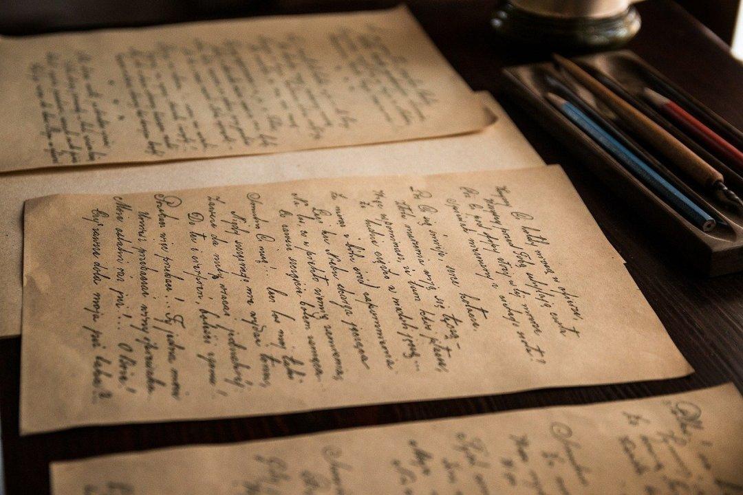 Lettera allo scrittore: il potere delle parole di Giuseppe Ungaretti