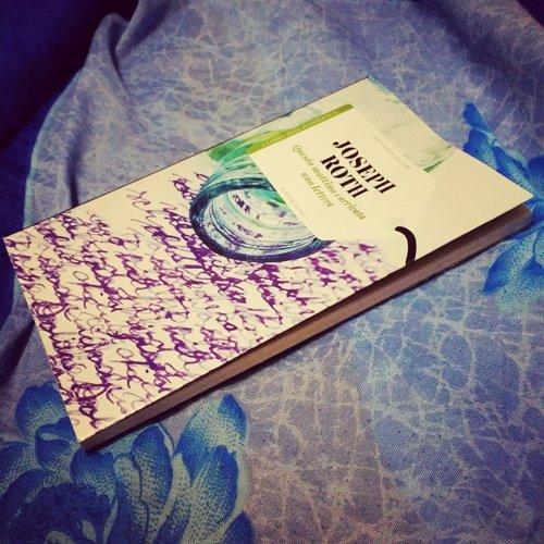 Joseph Roth: Questa mattina mi è arrivata una lettera