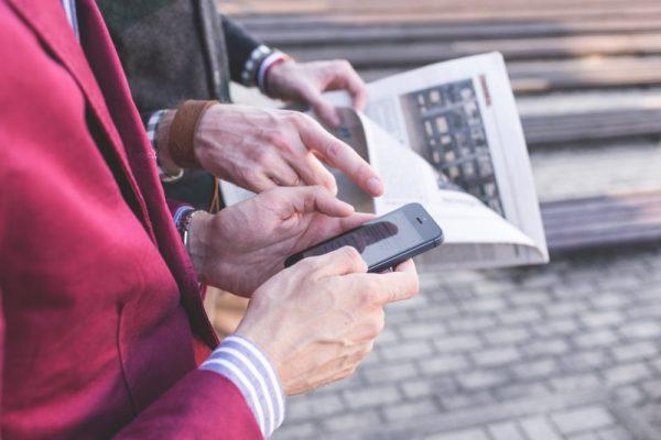 comunicazione, social e altri disastri (immagine via freestock.org)
