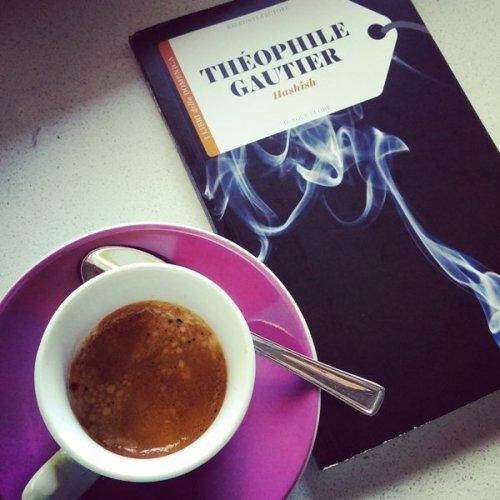 Hashish di Théophile Gautier