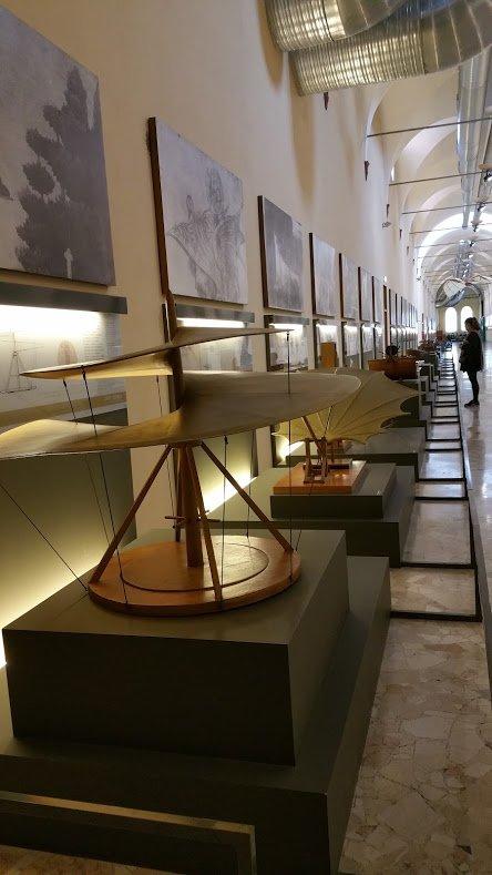 Museo della Scienza e Tecnologia Leonardo Da Vinci
