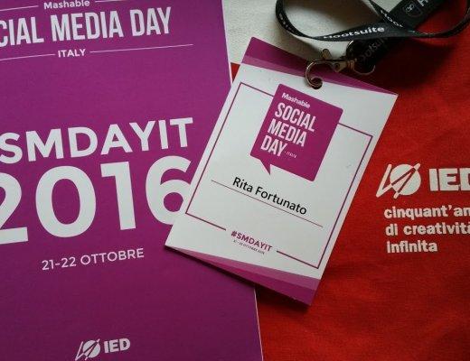 Mashable Social Media Day 2016: un evento fatto di speech, merende e networking