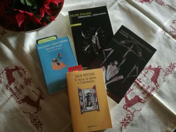 Più libri più liberi: il bottino libresco di Bruna Athena