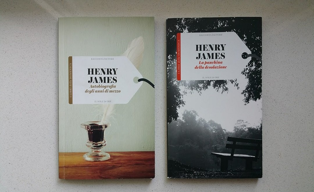 Leggere-Henry-James-commento-a-due-racconti