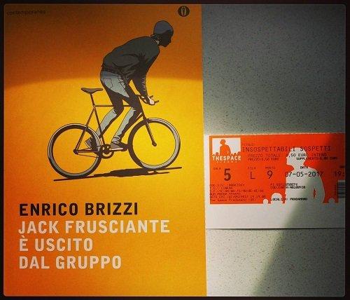 Jack Frusciante è uscito dal gruppo di Enrico Brizzi