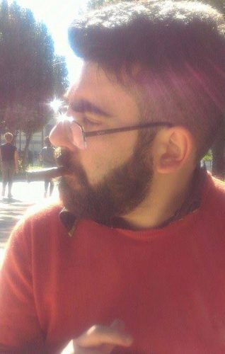 Curriculum Del lettore di Dario Custagliola, autore del romanzo noir No Man
