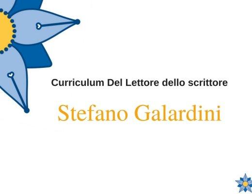 Curriculum Del Lettore di Stefano Galardini: autore de Il tempo dentro di noi