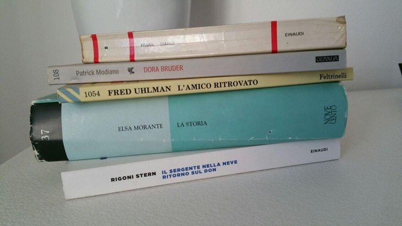 Giorno della Memoria: libri da leggere e tracce dei vuoti lasciati