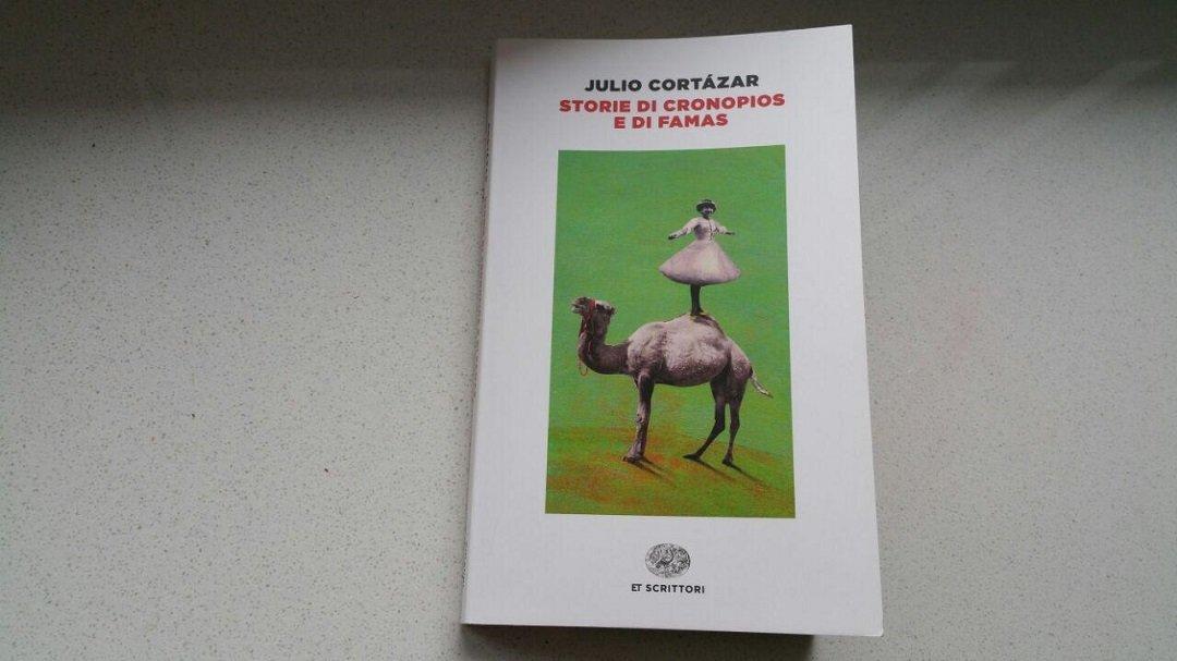 Store di cronopios e di famas di Julio Cortazar: leggere un secondo libro al buio