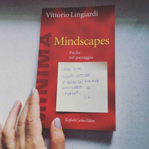 Mindscapes, Vittorio Lingiardi, Raffaello Cortina Editore