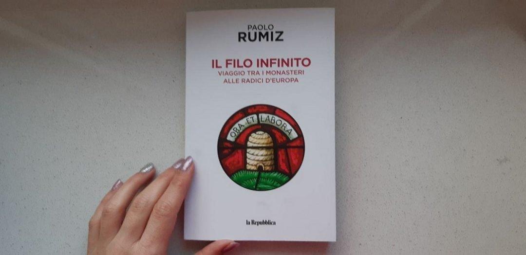 Il filo infinito di Paolo Rumiz: seguendo la via dei monasteri benedettini