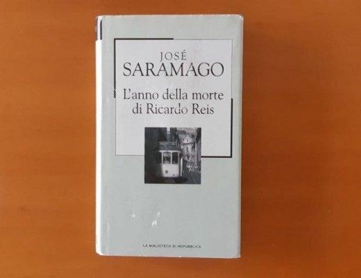 L'anno della morte di Ricardo Reis di José Saramago