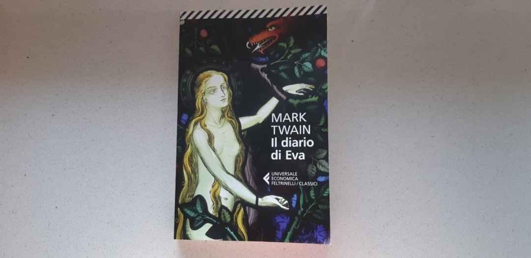 Il diario di Eva di Mark Twain: un reperto anomalo