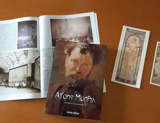 Alfons Mucha, l'artista e il suo tempo: dettagli e particolari raccolti da Jiří Mucha