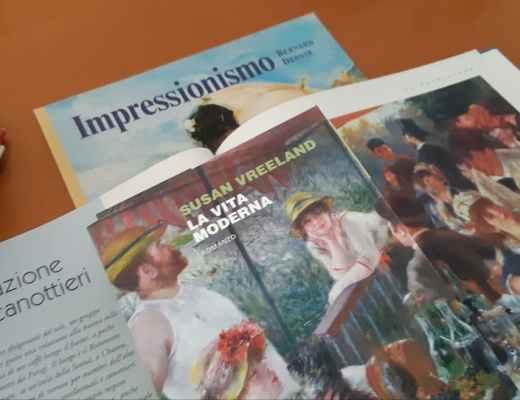 La vita moderna di Susan Vreeland: quadro impressionista su romanzo dettagliato