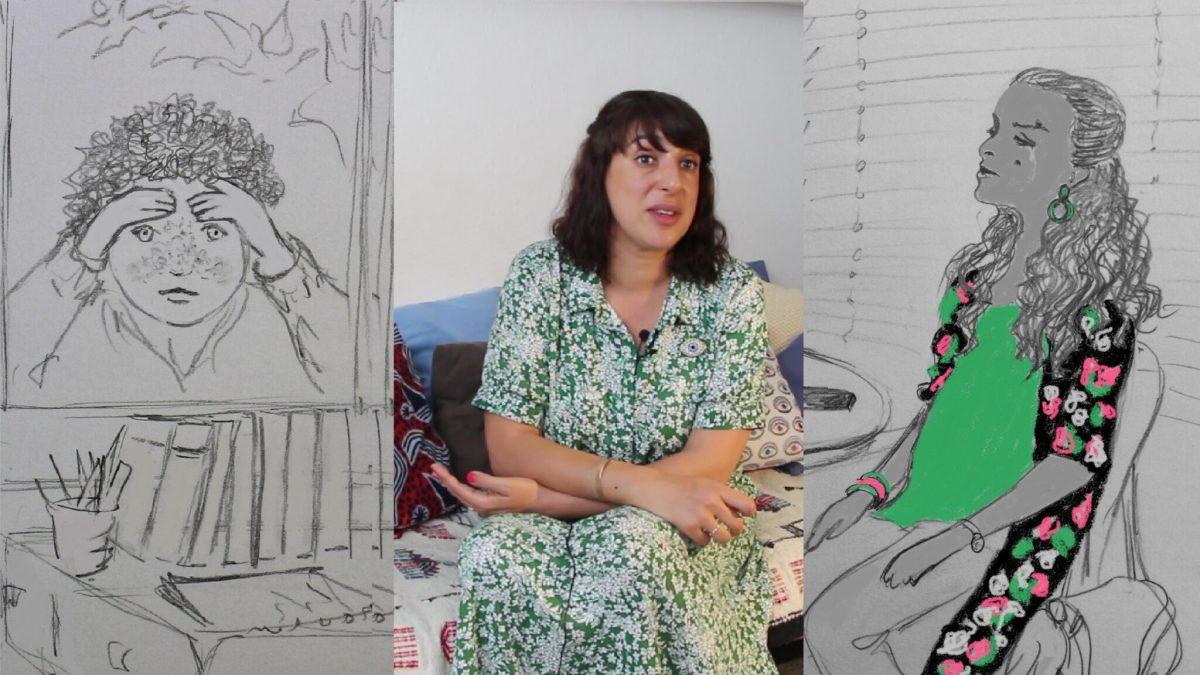 Sarah Guesmi «Rencontrer l'étranger – de l'ethnopsychiatrie à la psychanalyse»