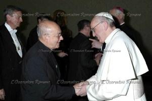 Pe. Ney e Papa Francisco