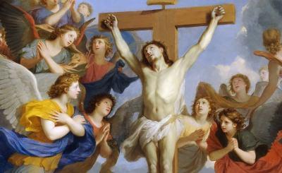 Paixão Cristo Charles Le Brun