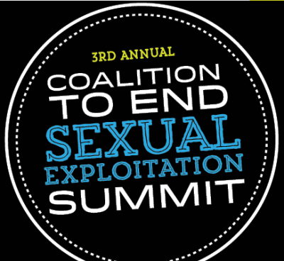 Coalition to End Sexual Expoitation Summit 2016