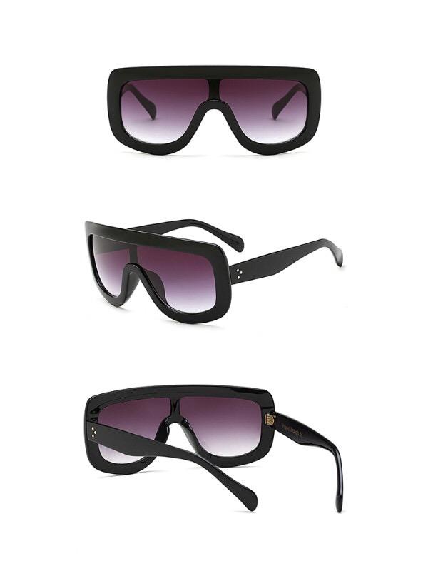 Adeline fekete unisex napszemüveg