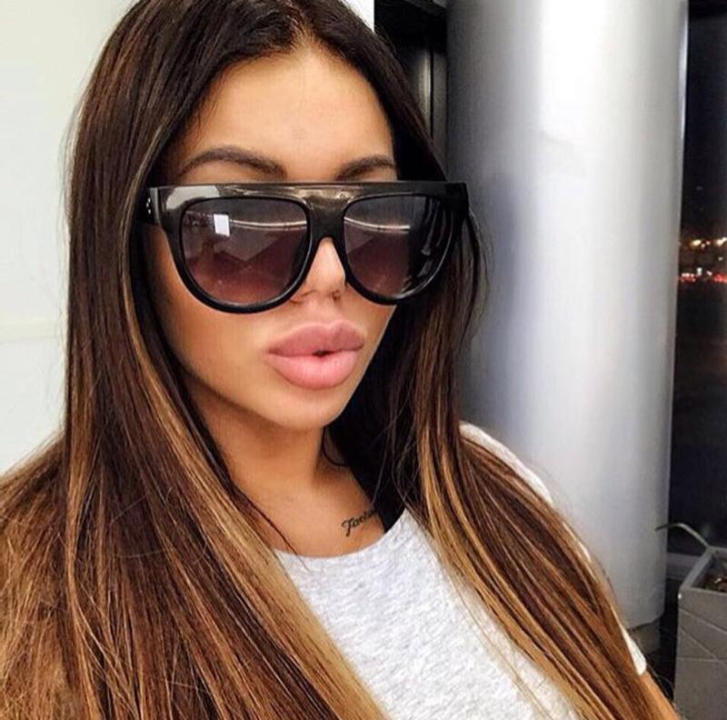 Evelin fekete női napszemüveg