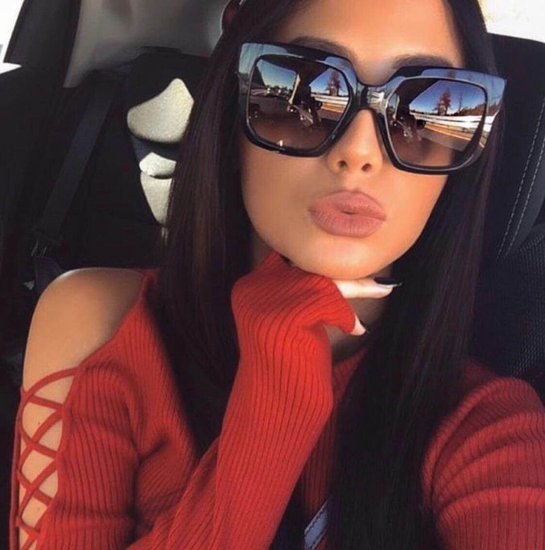 Noel fekete női napszemüveg