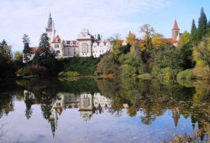 Pruhonice, Prague