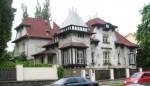 A house in Bubenec neighborhood