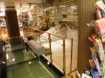 antiquities inside shopping mall