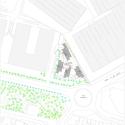 118 Subsidized dwellings, offices, retail spaces and garage / Amann Canovas Maruri Planta Sitio