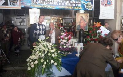 Día del Benemérito en el Cementerio General