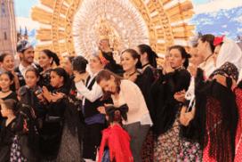 Romería de Nuestra señora del Pilar 2016