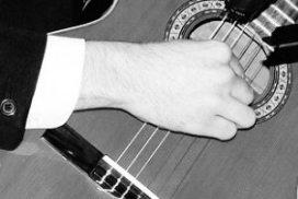 Concierto de guitarra b/n 2013