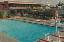 Parque en 1990