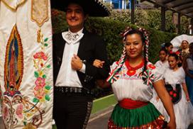 Romería Virgen de Guadalupe 2014