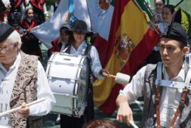 Romería de Santiago 2015