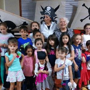 Cuenta Cuentos El Pirata Mala Pata 2017